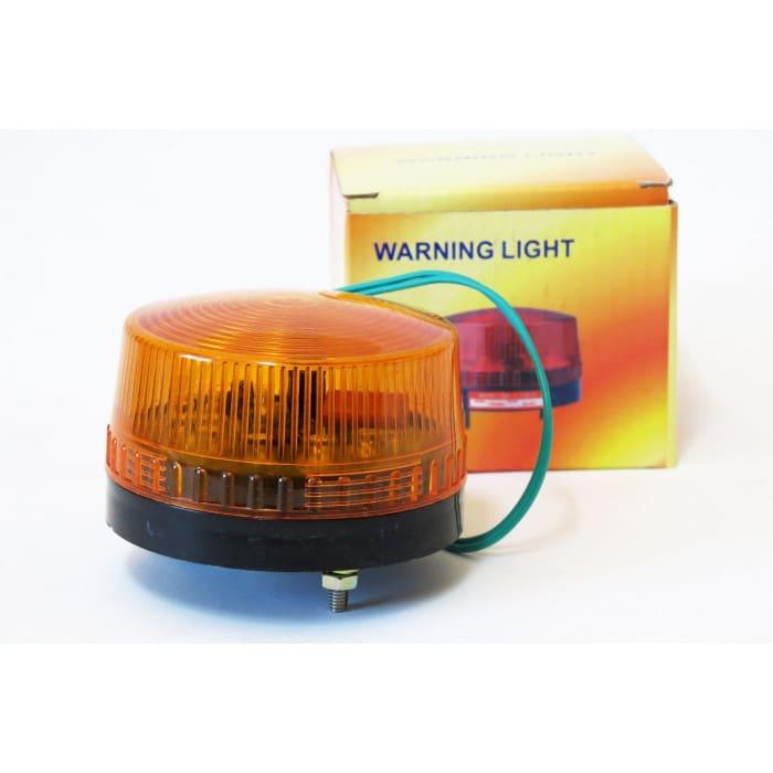 Lampa do bramy sygnalizacyjna ostrzegawcza LED  230V