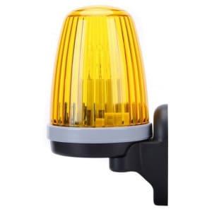Lampa LED sygnalizacyjna ostrzegawcza F5096 z anteną multi-napięciowa