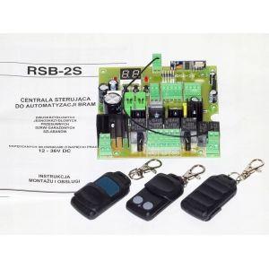 Sterownik RSB-2S bramy...