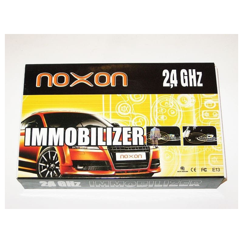 """Immobilizer """"zero """" NOXON IM-103 bezobsługowy"""